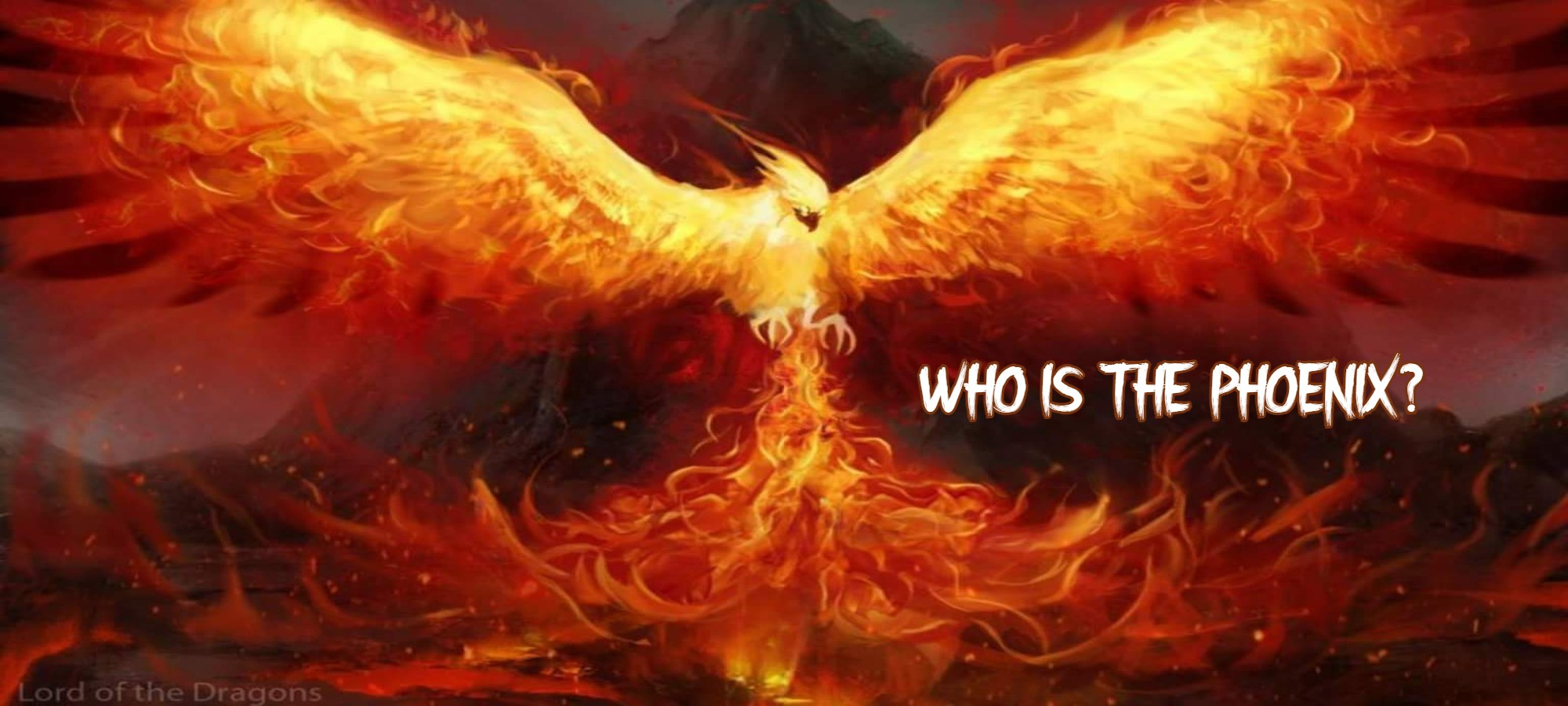 I am Dragon! Who is the Phoenix?